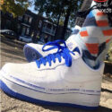 """Nike Air Force 1 '07 MTAA QS"""" Uninterrupted more than an athelete"""